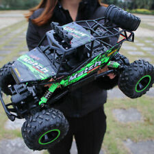 37CM 2.4G 4WD RC Monster Truck Off-Road Vehicle Buggy Crawler Car Remote USA ❤