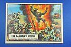 "1962 Topps Civil War News - #72 ""The Cannon's Victim"" - NrMt Condition"