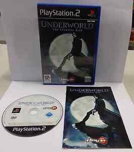 Console Gioco Game SONY Playstation 2 PS2 PAL ITALIANO UNDERWORLD ETERNAL WAR -