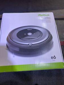 iRobot Roomba E6 E6134 Wi-fi Connected Robot Vacuum BRAND NEW