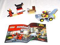 LEGO The Ninjago Movie Shark's Car + Base + Manual from 10739 Shark Attack Jr.