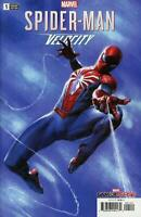Spider Man Velocity #1 B Gabriele Dell Otto variant VF+/NM+