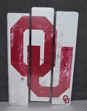 5 x 11 Multicolor Wincraft NCAA Oklahoma State Cowboys Wood Bottle Opener Sign