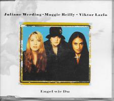 JULIANE WERDING, MAGGIE REILLY, VIKTOR LAZLO - Engel wie du CDM 3TR 1994 Germany