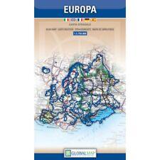 EUROPA CARTINA STRADALE [SCALA: 1:3.750.000] [MAPPA/CARTA/POSTER] GLOBAL MAP
