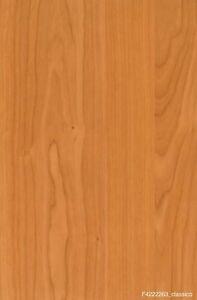 1mX45cm CHERRY WOODGRAIN SELF ADHESIVE VINYL STICKY BACK WRAP WOOD EFFECT ALKOR