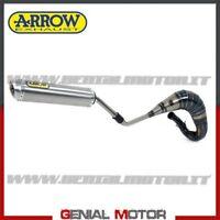 Scarico Completo Arrow Mini Thunder Aprilia Rs 125 2007 > 2014