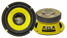 "Pyle Gear 5"" 13cm 130mm 200w Mid Bass Driver Car Door Shelf Sub Speaker (x1)"