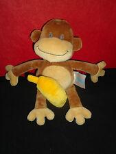 Babylove dm Spieluhr Affe Banane braun schlaf Kindlein 085 neuwertig