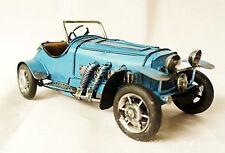Handmade Iron Metal Vintage Car Tin Model/Props convertible old car decoration