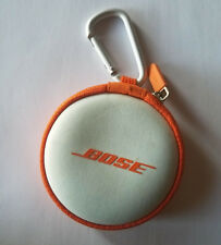 Orange Bose 722035-0020 Sound Sport Headphones Carry Case Only - USED