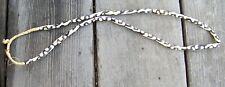 African Trade Bone Batik Trade Beads