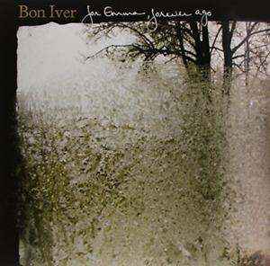 """Bon Iver-For Emma Forever Ago (UK IMPORT) Vinyl / 12"""" Album NEW"""