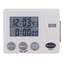 Brannan 65 mm Esfera Azul pizarra termómetro C/&F ideal para hogar y jardín 30//408//3