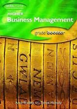 Leckie - H BUSINESS MGMT GRADE BOOSTER, Anne Bradley, Derek McInally, New Book