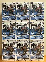 2020 DONRUSS NFL FOOTBALL BLUE BLASTER BOX HERBERT TUA HURTS RC WALMART PRIZM 88
