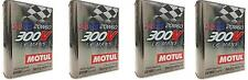 MOTUL ENGINE OIL CAR 300V LE MANS 20W-60 100% SYNTHETIC bottle of 8 L