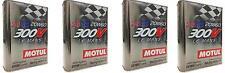 MOTUL OLIO MOTORE AUTO 300V LE MANS 20W-60 100% SINTETICO FLACONE da 8 LITRI