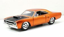 JADA TOYS 1/24 SCALE DOM'S 1970 PLYMOUTH ROAD RUNNER MODEL BN 97126