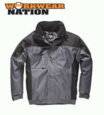 Grey Industrial Protective Jackets