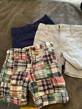 Lot Boys Shorts Baby Gap Carters Size 4