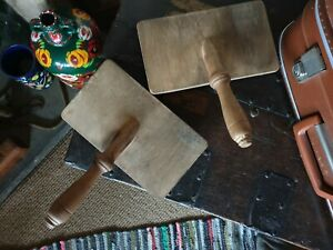 Antique/Vintage Farm Wool Combs/ Brushes/paddles