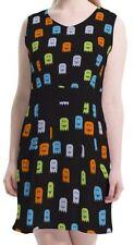 Cotton Blend All Seasons Skater Dresses for Women