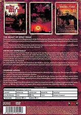 DOPPEL-DVD NEU/OVP - Werwolf Box - Metallbox-Edition - 3 Filme