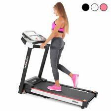 Miweba Sports elektrisches Profi Laufband HT1000 Klappbar mit Steigung Fitness
