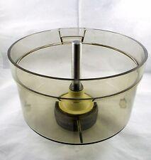 General Electric Food Processor Replacement Parts Bowl W/ Stem Shaft D2FP1