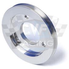 BBC Crankshaft Pulley V-Belt SWP 396 427 454 Crank 1 Groove Billet Aluminum