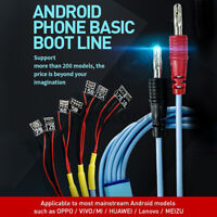 For Android Phone DC Power Supply Test Repair Cable iBoot Line SS-905F Hand Tool