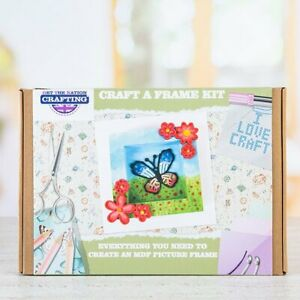 MDF pre cut pieces frame picture kit,  new,  Great for Christmas gift