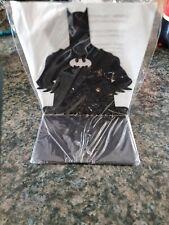More details for dc comics heroes and villains collection batman + joker hachette bookends rare