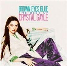 Crystal Gayle - Brown Eyes Blue (The Very Best of , 2014)