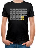 Na Na Na Batman Official DC Comics The Dark Knight Black Mens T-shirt