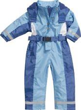 Playshoes süßer und sportlicher Schneeanzug mit Gürtel blau Gr. 128