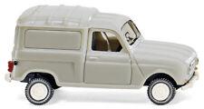 WIKING 022501 - 1:87 - RENAULT R4 FURGONE (1961)