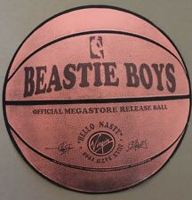 Beastie Boys Poster 1998 Basketball Virgin Chuck Sperry Firehouse Rap Hip Hop
