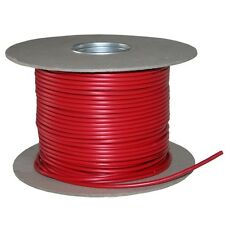 FP TYPE CABLE RED 1.5MM 2CORE + EARTH. FIRE ALARM CABLE 100MTR DRUM