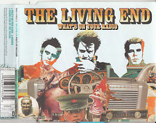 THE LIVING END What's On Your Radio CD Single
