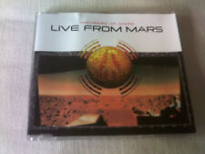 MEMBERS OF MARS - LIVE FROM MARS - 3 MIX DANCE CD SINGLE