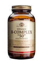 Solgar Vitamina del complejo B