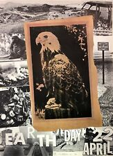 Robert Rauschenberg Poster: Earth Day April 22, 1970