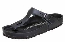 Birkenstock Sandals Gizeh Exquisit leather black regular NEW