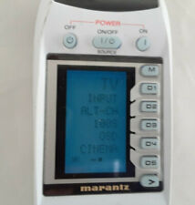 MARANTZ RC 8500 SR LEARNING REMOTE CONTROL - OEM - TESTED & WORKING PERFECTLY!