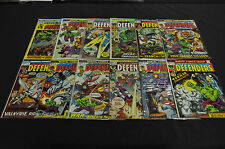 DEFENDERS, Marvel Feature, Giant-Size & Annuals BRONZE LOT (5.0-8.0/8.5) 1972-79