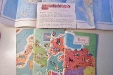 "American Geographical Society AROUND THE WORLD PROGRAM - ""1st Magic Carpet Tour"""
