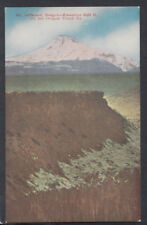 America Postcard - Mount Jefferson, Oregon, On The Oregon Trunk Rly RS11362