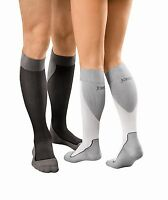 Jobst Sport Knee High Support Socks 15-20 mmHg Compression Moderate Mens Womens